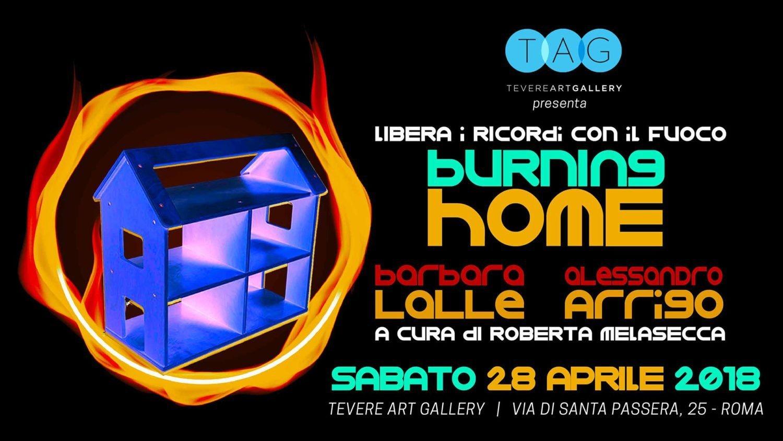 Burning Home